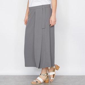 Pantalón ancho con faldones TAILLISSIME