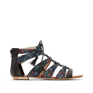 Platte sandalen CASTALUNA