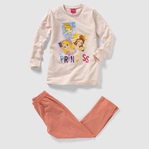 Pyjama jersey PRINCESSES 2-8 ans