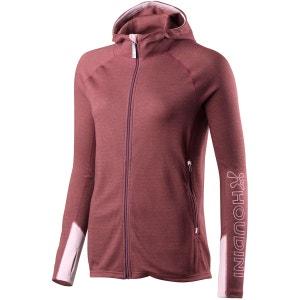 Alpha - Sweat-shirt - rouge HOUDINI