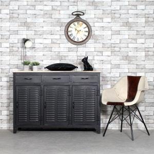 enfilade industriel la redoute. Black Bedroom Furniture Sets. Home Design Ideas