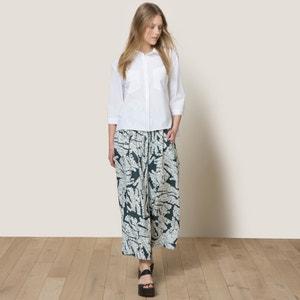 Pantalon ample imprimé CEDRIC CHARLIER