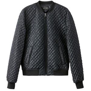 Куртка-бомбер стеганая La Redoute Collections