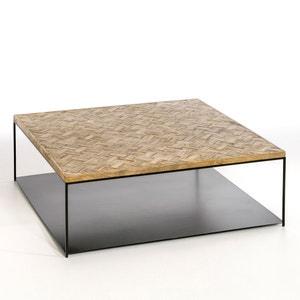 Table basse carrée, Alphée AM.PM.