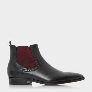 MACSEN - Colour Pop Chelsea Boot DUNE BLACK
