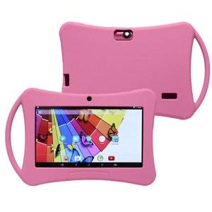 Tablette enfant 7 pouces Android 5.1 Bluetooth Quad Core 8Go Rose Yonis