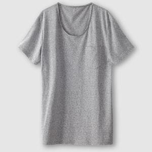 Short-Sleeved Crew Neck T-Shirt SOFT GREY