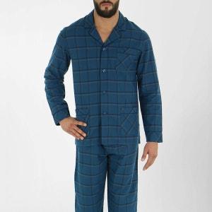 Pyjama homme long ouvert Voyage EMINENCE