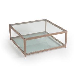 Mesa baja con superficie de vidrio Junon