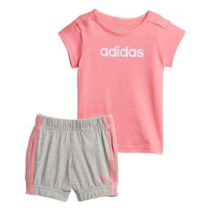2-delig ensemble 0/3 mnd - 4 jr Adidas originals