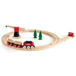 Circuit Tradition Transport de Bois - BRI33010 - BRI33010002 BRIO