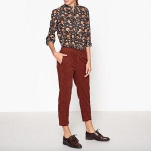 блузка с рисунком BETTY SOEUR
