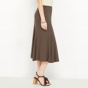 Rok in soepel tricot, elastische taille ANNE WEYBURN