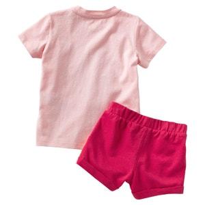 Set aus T-Shirt + Shorts, 6 Monate - 3 Jahre PUMA