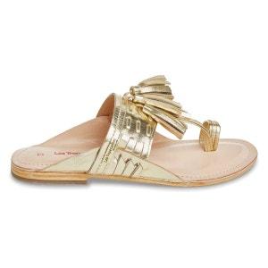 Sandales cuir entre doigts Opium LES TROPEZIENNES par M BELARBI