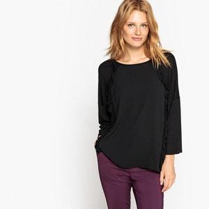 Shirt mit Rüschen La Redoute Collections