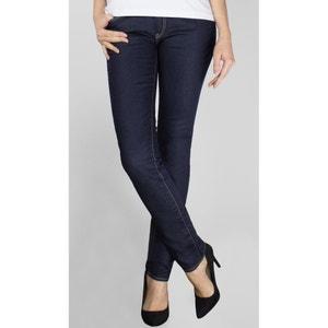 Jeans regular, straight LE TEMPS DES CERISES