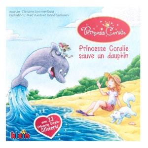 Livre Princesse Coralie sauve un dauphin KLEIN