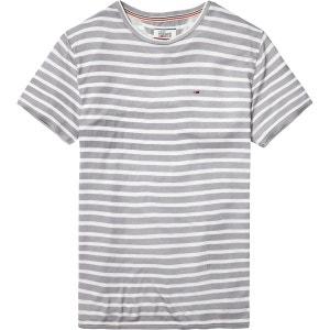 Tee-shirt rayé, col rond HILFIGER DENIM