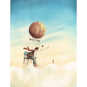 Papiers peints Le pêcheur de nuages ACTE DECO