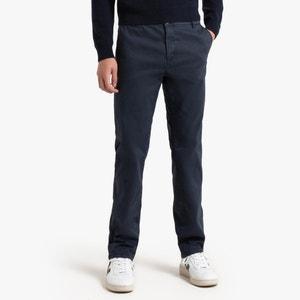 Chino broek, recht model