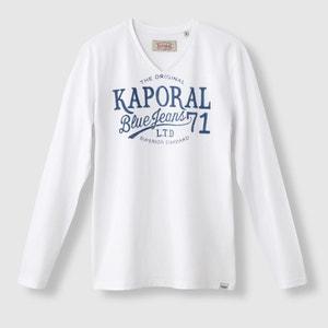 Long-Sleeved V-Neck T-Shirt KAPORAL 5