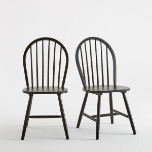 Chaise à barreaux, WINDSOR (lot de 2) La Redoute Interieurs
