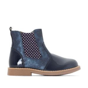 Boots à irisée à pois La Redoute Collections