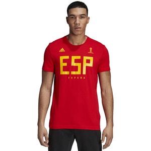 T-Shirt, spanische Nationalmannschaft, Rundhalsausschnitt ADIDAS PERFORMANCE