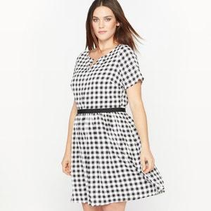 Kleid, kurze Ärmel CASTALUNA