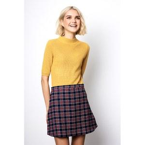 Checked A-Line Skirt COMPANIA FANTASTICA