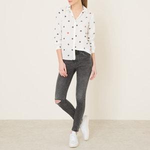 High Rise Skinny Jeans, Length 32