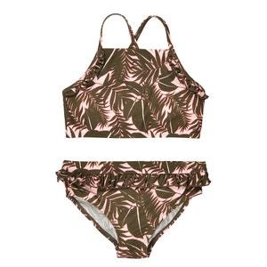 Printed Bikini, 3-12 Years La Redoute Collections