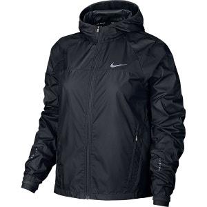 veste coupe-vent, running, à capuche NIKE
