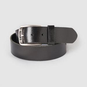 Cinturón de piel, Classic Top logo bukkle LEVI'S