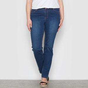 Rechte stretch jeans