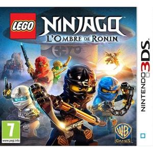LEGO Ninjago : L'Ombre de Ronin 3DS WARNER BROS. INTERACTIVE