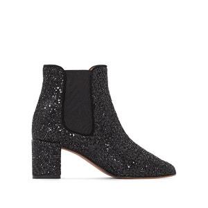 Donelo Glitter Ankle Boots JONAK