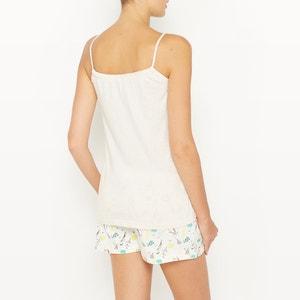 Pijama curto em algodão SPRING DODO
