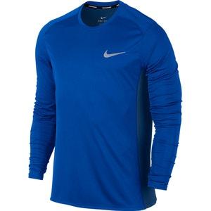 Camisola de running, mangas compridas NIKE