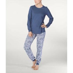 Pyjama avec bords élastiqués CALIDA