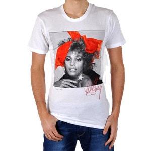T-Shirt Eleven Paris Whitney Scarf TS Blanc ELEVEN PARIS