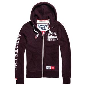 Sweater met kap SUPERDRY