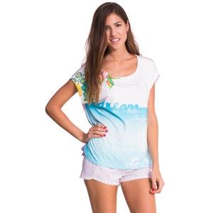 Haut de Pyjama -  T-shirt CADAQUES DESIGUAL