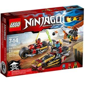 Lego 70600 Ninjago : La poursuite en moto des Ninja LEGO