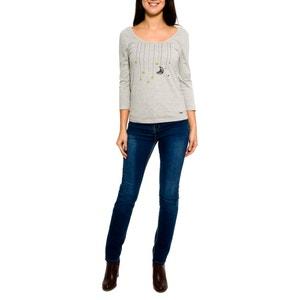 T-Shirt with 3/4 Length Sleeves PARAMITA
