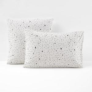 Astratto Printed Pillowcase La Redoute Interieurs