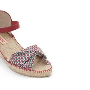 Sandálias de cunha Benji PARE GABIA