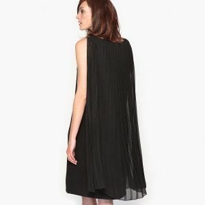 Robe sans manches plissée ANNE WEYBURN