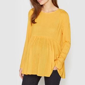 Long-Sleeved Maternity Blouse R essentiel